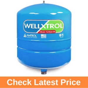 AMTROL WX-102 Pre-Pressurized Well Tank Review