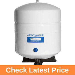 APEC Water Systems TANK-4 4 Gallon Residential Pre-Pressurized Reverse Osmosis Water Storage Tank Review