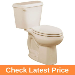 American Standard 221DA004.021 Colony 1.6 GPF 2-Piece Round Front Toilet Review