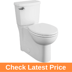 American Standard 2988101.020 2-Piece Single Flush Round Front Toilet Review