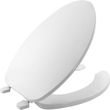BEMIS 175 000 Commercial Open Front Toilet Seat with Cover Review