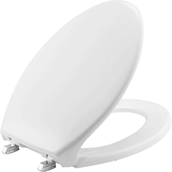 BEMIS 1900SS 000 Commercial Heavy Duty Closed Front Toilet Seat Review