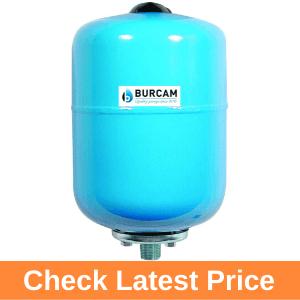BURCAM 600541B 2.1 Gal Inline Pressure tank Review