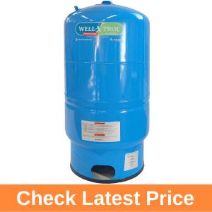 best well pressure tank