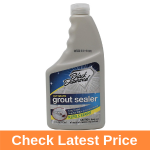 Black Diamond Ultimate Grout Sealer Review