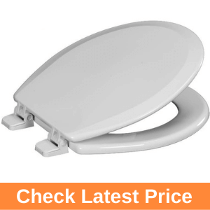 Centoco 700-001 Round Wooden Toilet Seat Review
