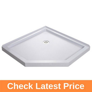 DreamLine SlimLine Neo-Angle Shower Tray