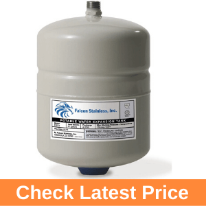 Falcon Stainless EXPT-2 Thermal Potable Water Expansion Tank Review