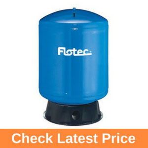 Flotec FP7110T 19-Gallon Pre-Charged Water Tank