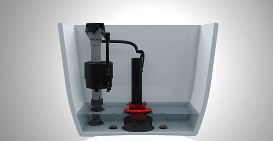 How to Adjust Toilet Fill Valve
