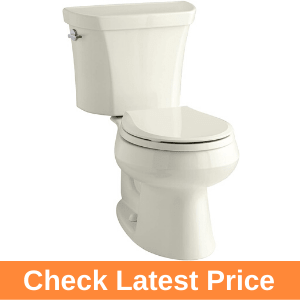 KOHLER K-3987-96 Wellworth Two-Piece Round-Front Dual-Flush Toilet Review