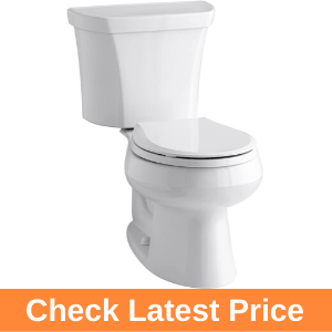 KOHLER K-3987-RA-0 Wellworth Round-Front Dual-Flush Toilet Review