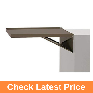 Kennedy Manufacturing DS1B K1800 Series 20in Fold-Away Cabinet Shelf