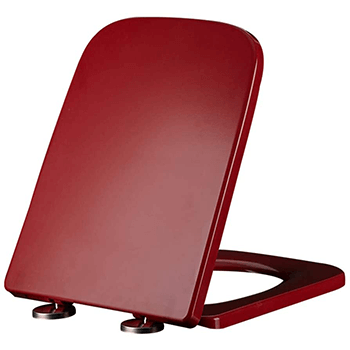 MGMDIAN Red Toilet lid Review