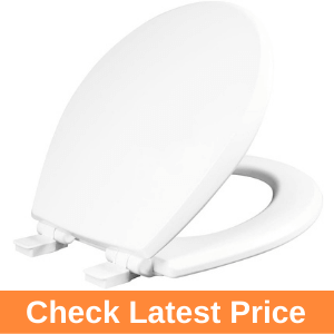 Mayfair 847SLOW 000 Kendall Slow-Close Round Toilet Seat Review