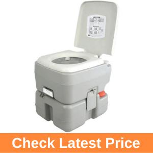 SereneLife Elderly Portable Toilet