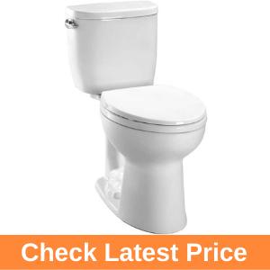 TOTO Entrada Two-Piece Round Toilet Review