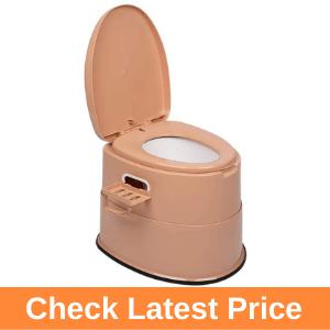 VINGLI Portable Indoor Toilet For Elderly