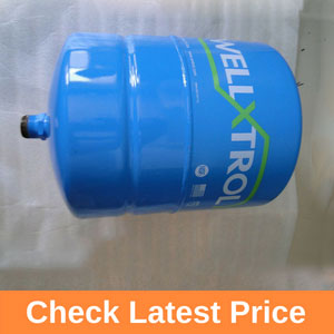 WX 102 Amtrol Water Well System Pressure Tank