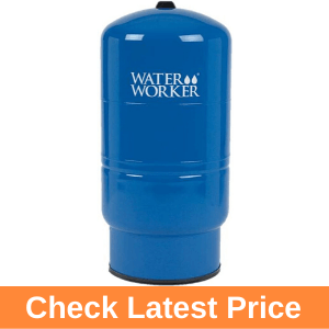 WaterWorker 25009 20Gal Vertical Well Pressure Tank