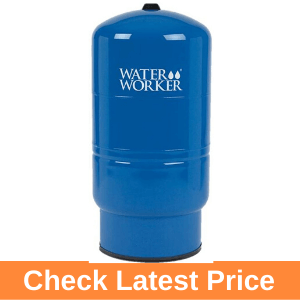 WaterWorker HT-32B Vertical Pressure Well Tank Review
