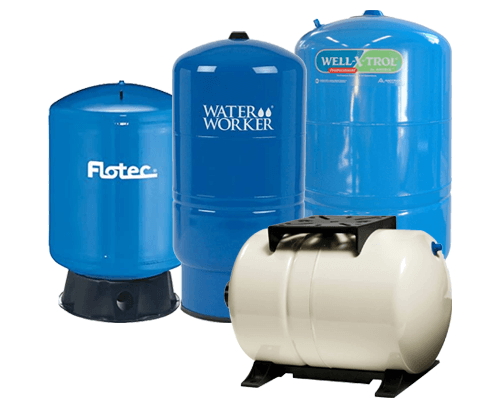 What Is a Water Pressure Tank