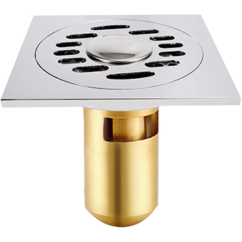 YJHome Square Copper Brass Shower Floor Drain Review