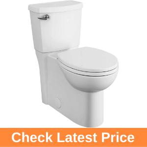 american standard round toilet