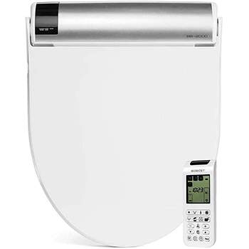 best battery powered heated toilet seat