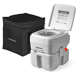 best portable toilet for elder person