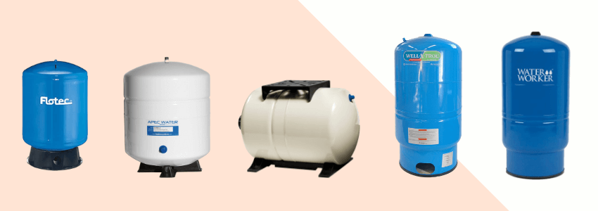 best well pressure tank review