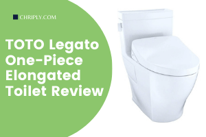 TOTO Legato One-Piece Elongated Toilet Review