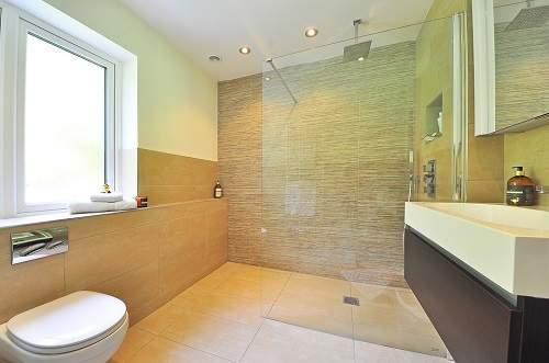 install shower pan